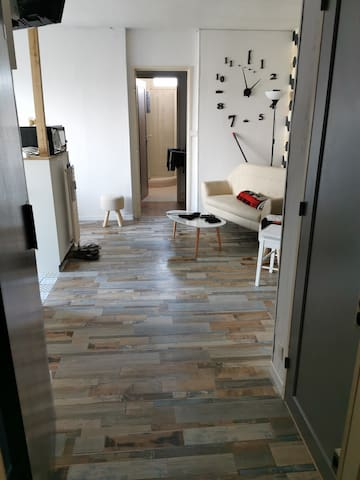 Bel appartement 87 m2