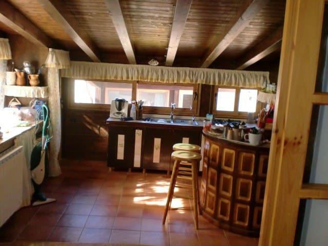 villetta indipendente in residence - Borgo Parco La Vecchia - House