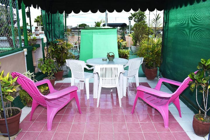 Best place near to Cienfuegos center (Hab1)