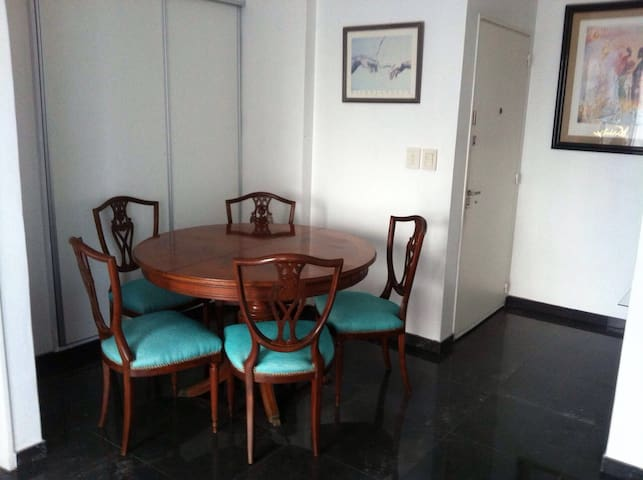 Habitación en Dpt 4 amb, Belgrano Ciudad Bs As. - Buenos Aires - Apto. en complejo residencial