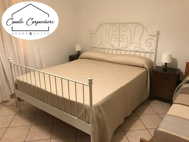 •CASALE CARPENTIERI•Rooms & Suite•