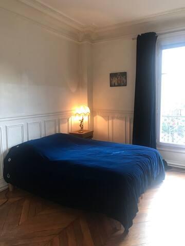 Cosy room in center of Paris