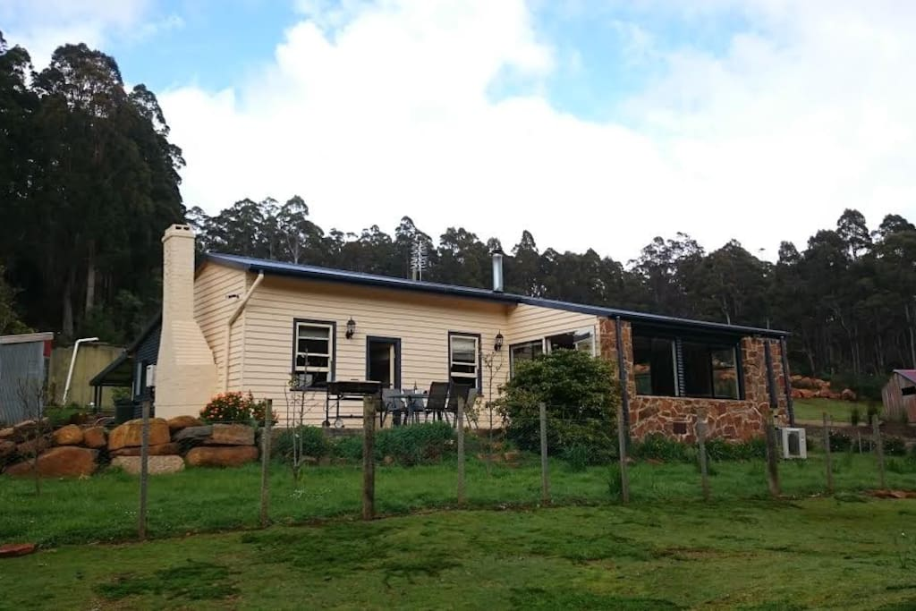 Fully renovated cottage