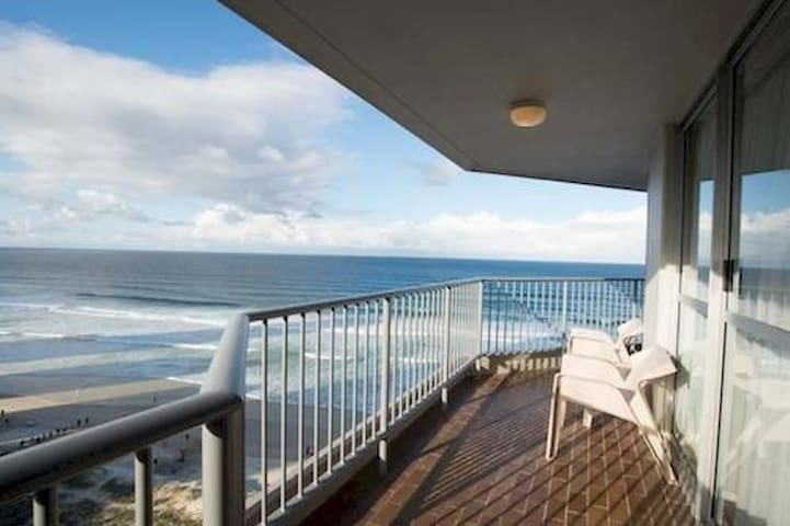 Amazing ocean view-GREAT FOR COMMONWEALTH GAMES