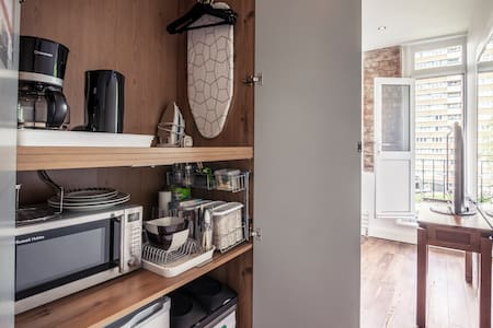 Private room in Central London - London - Apartment