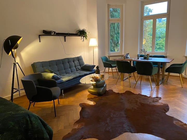 A comfortable and nice apartment to relax