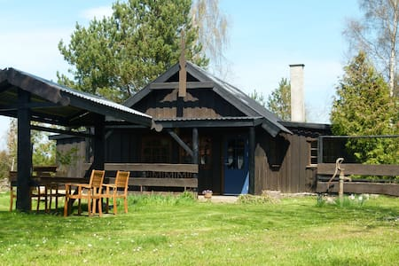 Forest Cabin near Svaneke