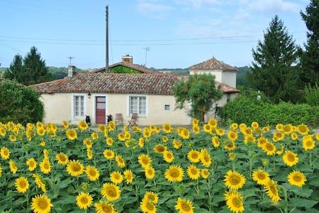 Gite La Fleurette - Brossac