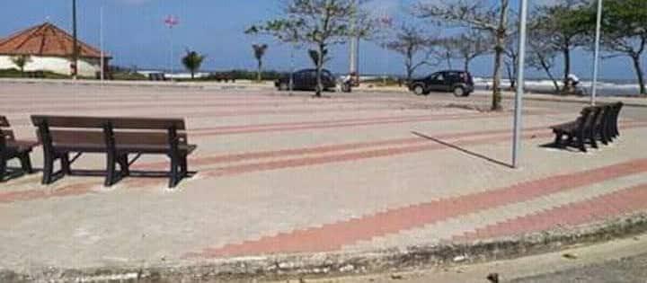 Kitnet próximo a praia
