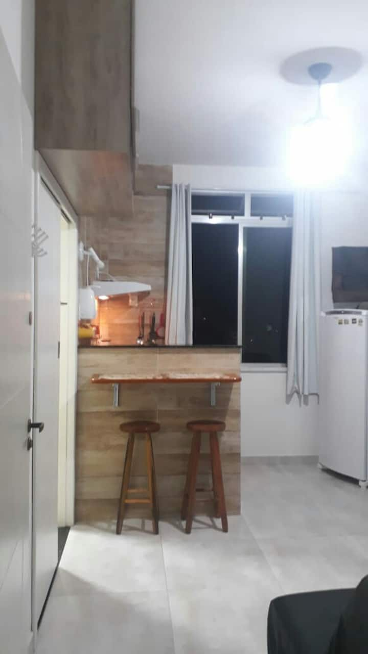 Espaço ideal para um casal no centro de Guarapari
