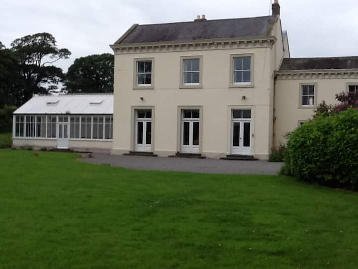 Moor Row House-the grand half