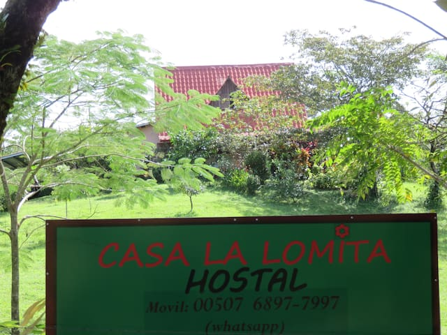 Casa La Lomita