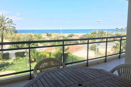 Denia, Playa les marines - Dénia - Apartment