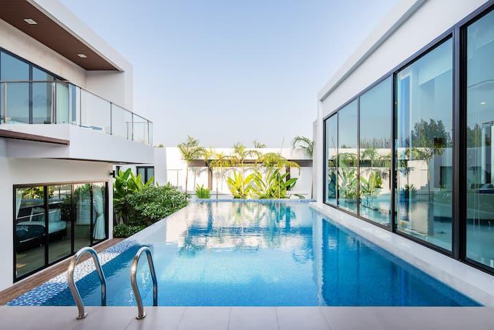 Mövenpick Luxury Villa2/Private Pool/Amazing Stay