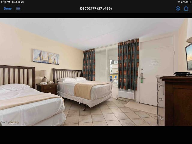 Wildwood Crest Private  Room on the Beach 102