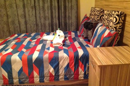 Spare bedroom with Wifi $20/person - Harare