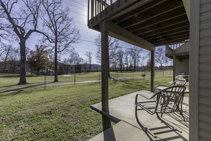 NEW LISTING! NO STAIRS condo overlooking the 7th Hole! Minutes from everything!