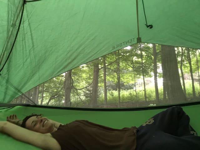 "Camp SkyTent: ""Highlander"""