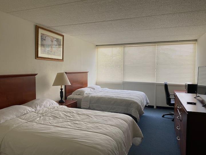 Standard Double Bed Suite
