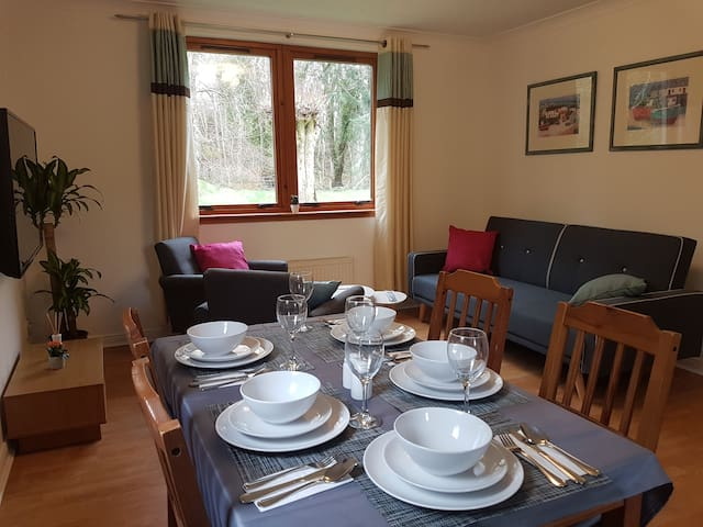 Loch Ness Trail Apartment, Inverness