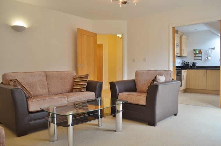 Luxury Apartment in Oxford