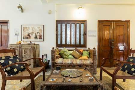 A beautiful Calcutta home - Kalkuta