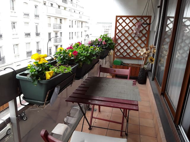 Bel appartement à Levallois Perret