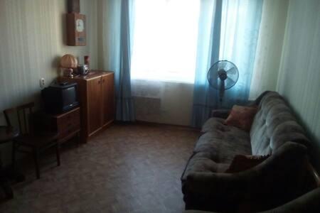 Уютная комната в небольшом поселке Советский