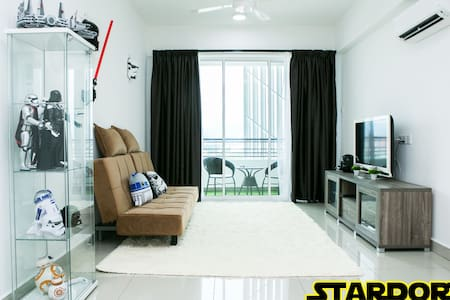 Stardorm Ipoh Homestay @ The Majestic 19th floor - Ipoh