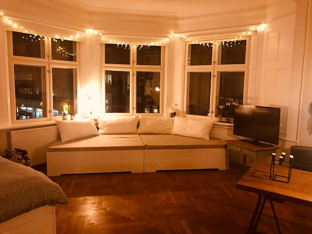 Big beautiful room in the heart of Copenhagen