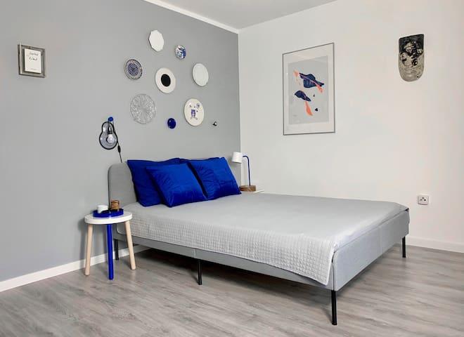 jasny, duży i nowoczesny apartament- śliczny