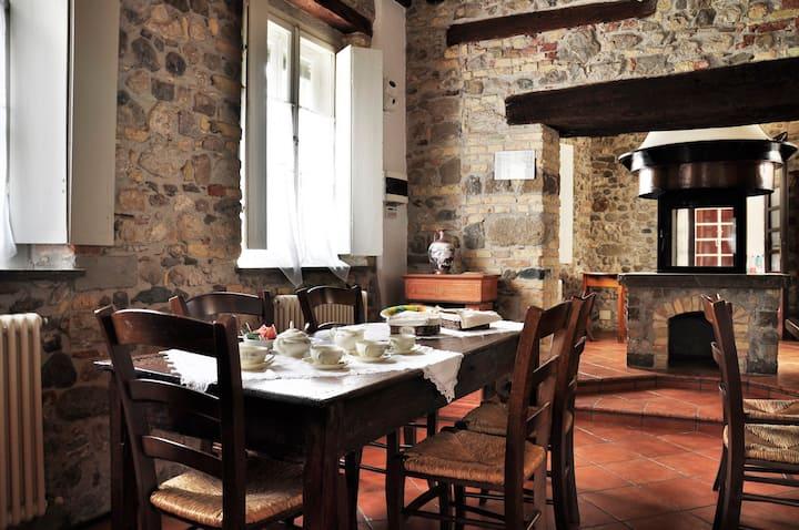 Splendida casa old-style in campagna veneta