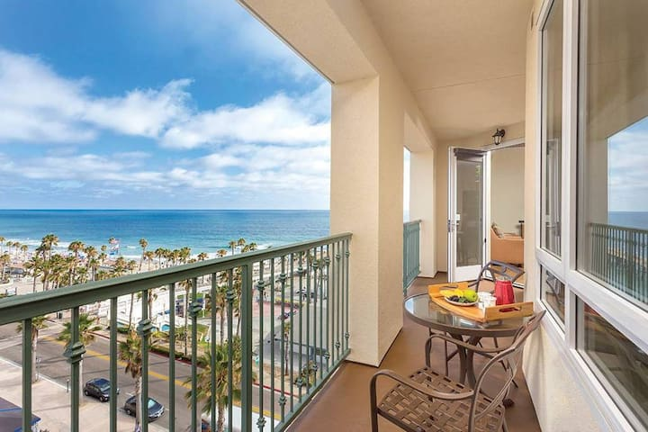 WorldMark resort oasis: walk to the beach and pier