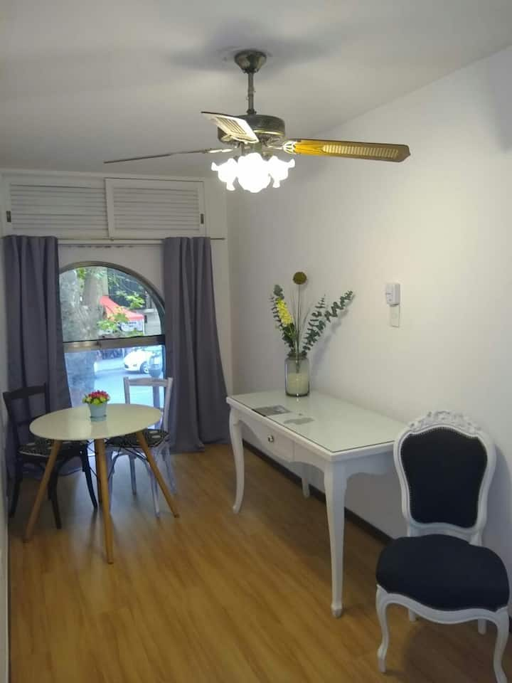 Charming Apartment in The City of Mendoza.