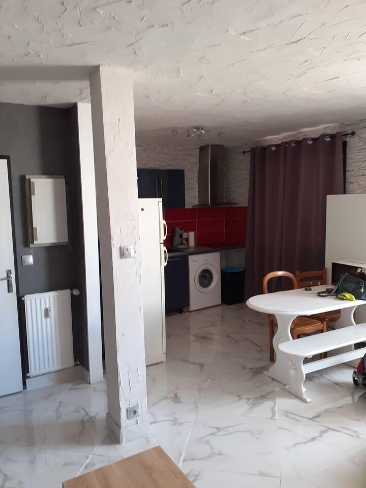 Appartement centre limoges à accès rapide de l'A20
