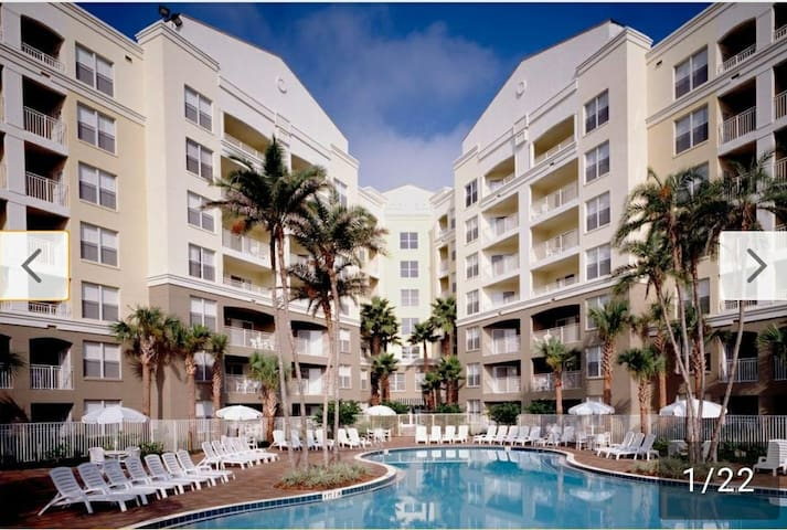 Last minute Florida vacation