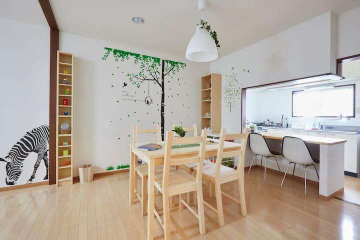ClosetoTokyoAsakusaUenoAkihabra/FreePocketWifi - Matsudo-shi - Wohnung