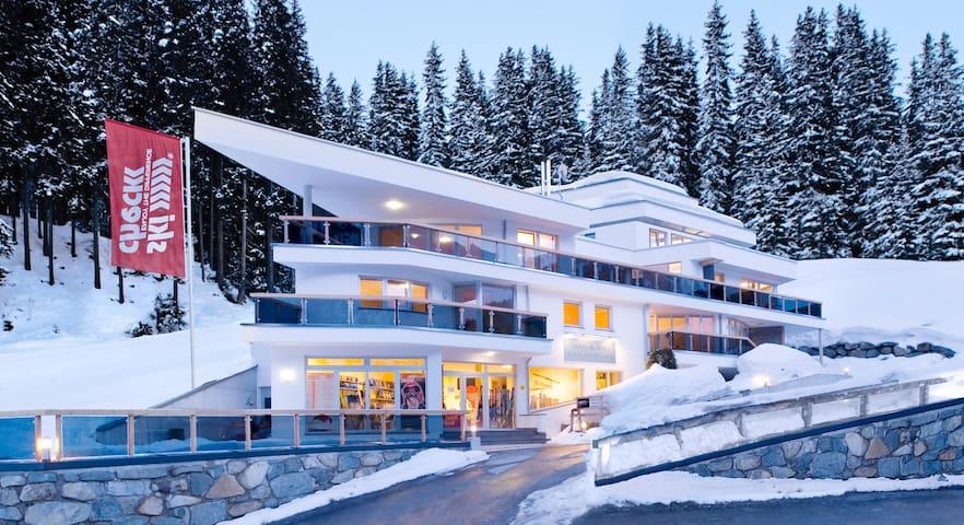 CHALET & APART HOCHFÜGEN mitten im Skigebiet - Schwaz - Huoneisto