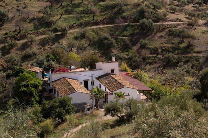 Finca Bonilla authentieke Spaanse villa