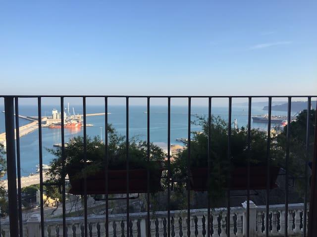 Meravigliosa casa vista mare - Ortona - Wohnung