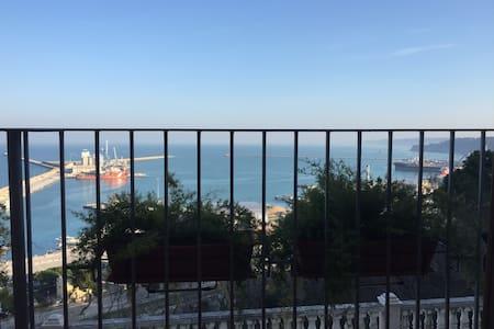 Meravigliosa casa vista mare - Ortona - Lägenhet