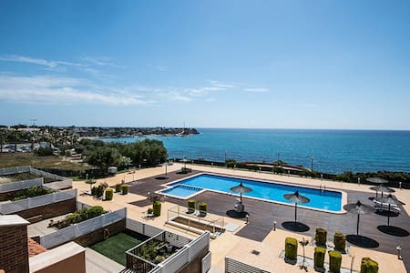 FRONT VIEWS TO THE SEA !! , CABO ROIG