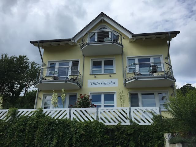 Wohnung Hiddensee mit Terrasse - Göhren - Apartmen