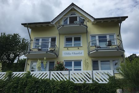 Wohnung Hiddensee mit Terrasse - Göhren