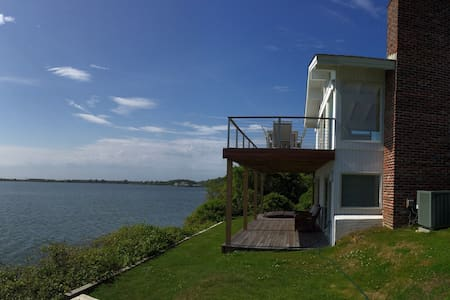 KING/TRIPLE ROOM: IDYLLIC MONTAUK LAKE HOUSE - Montauk