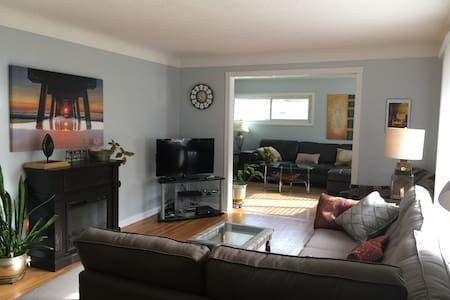 3 BR, Comfortable, Spacious, Near Dwtn St. Paul