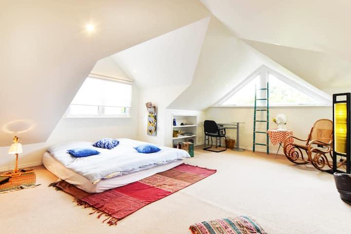 The little Loft( super private)- Brighton/St.Kilda