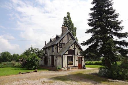 2 cottages en Pays d'Auge - Neuville sur touques