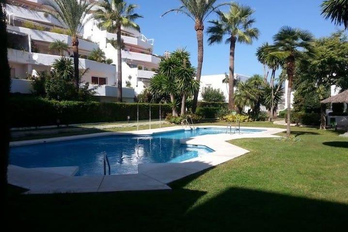 Marbella : Agréable appartement tout confort