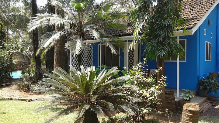 The Blue House - Kisumu's Best Kept Secret